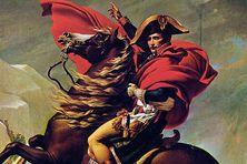 Une représentation de l'empereur Napoléon Bonaparte.