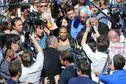 Christiane Taubira triomphe à l'université d'été du PS de La Rochelle