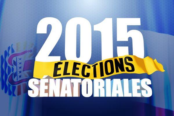 Elections sénatoriales 2015 - Polynésie française
