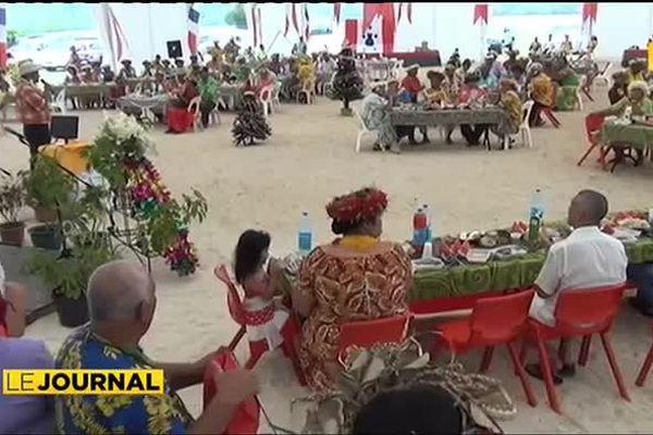 Les matahiapo de Raivavae célèbrent Noël