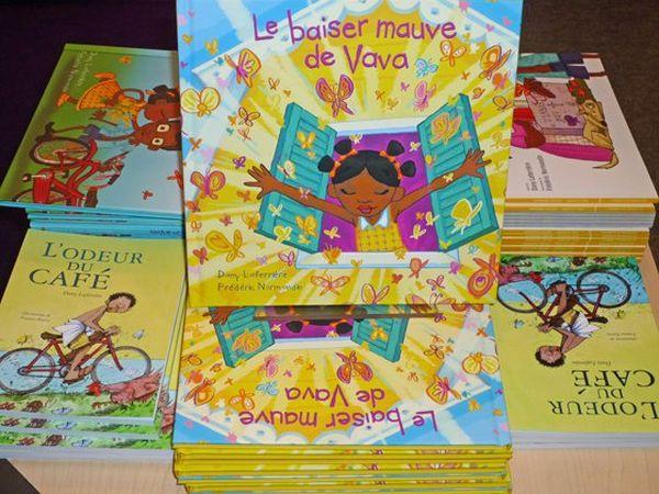 livres jeunesse Laferrière