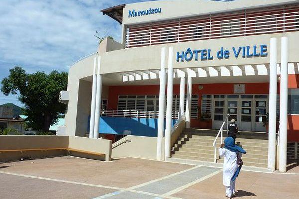Perquisition à la mairie de Mamoudzou à Mayotte