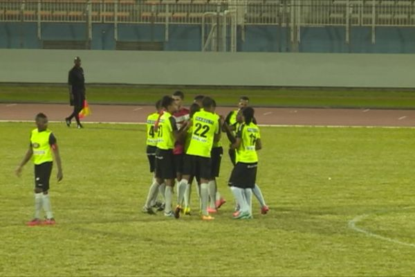 club franciscain coupe de Martinique