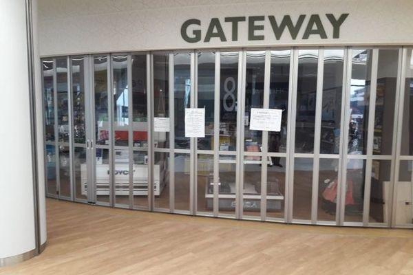 coronavirus: aéroport de tokyo quasi vide 27/03/20 (2)