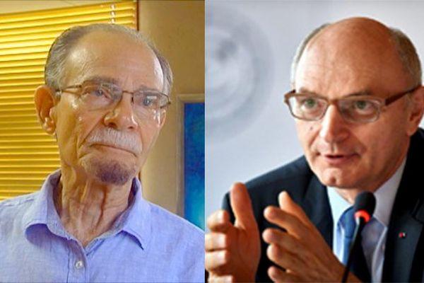 Alfred Marie-Jeanne et Didier Migaud