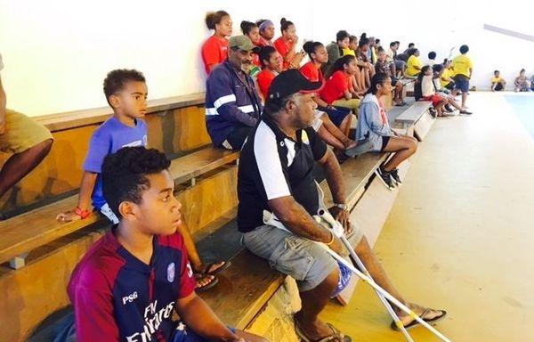 Coupe Tjibaou 2019, public, premier jour