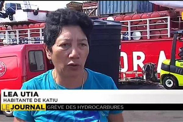 Les îles et certains vols intérieurs affectés par la grève des hydrocarbures