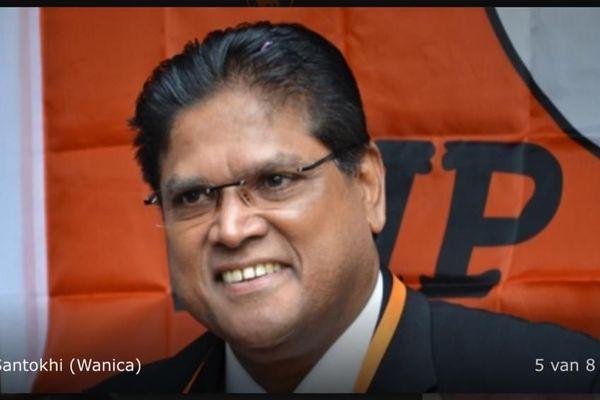 Le futur président du Suriname ?