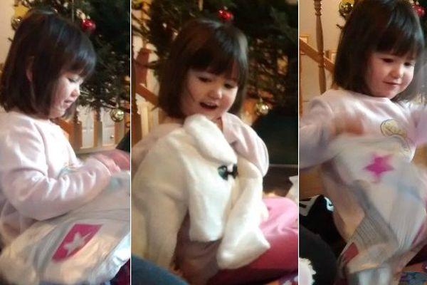 Cadeaux de Noël : l'heure du grand déballage pour les enfants !