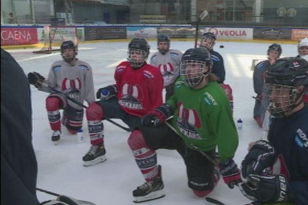hockey caen