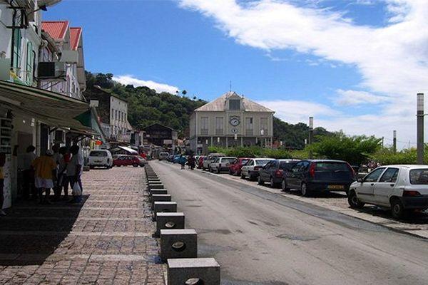 Bourg de Saint-Pierre