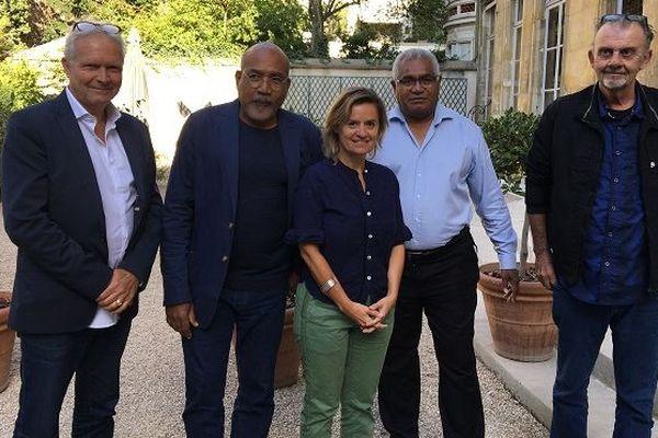 Présentation du FIFAC le 16 septembre 2019 à la maison de l'Amérique latine à Paris
