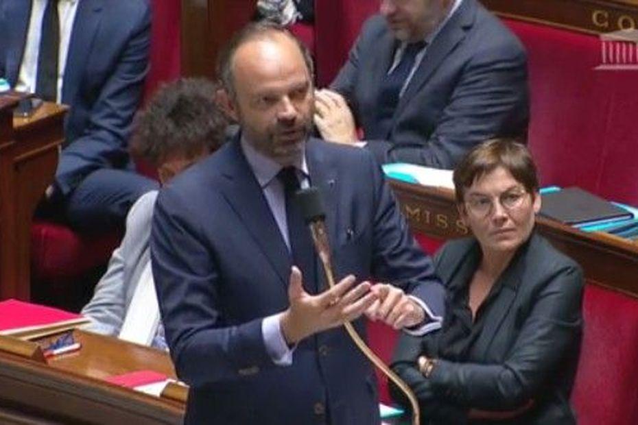 """Edouard Philippe : sauf """"consensus très fort"""", l'Accord de Nouméa qui prévoit deux autres référendums sera appliqué - Nouvelle-Calédonie la 1ère"""