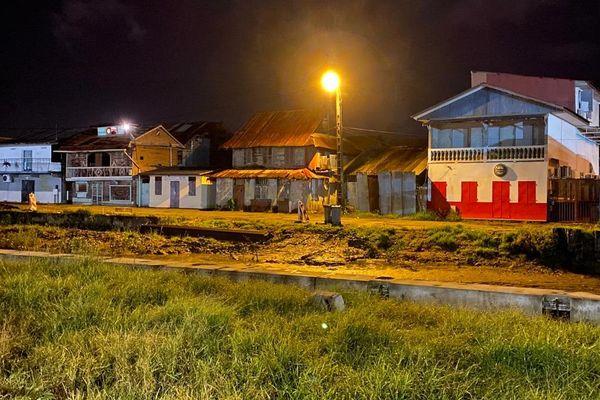 Couvre feu à Cayenne le 19 juin
