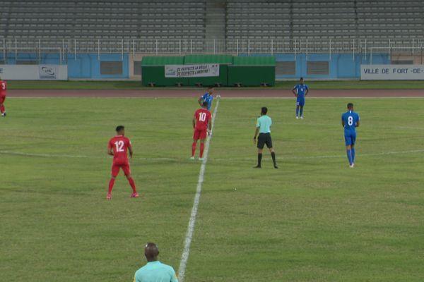 Match Martinique Guadeloupe