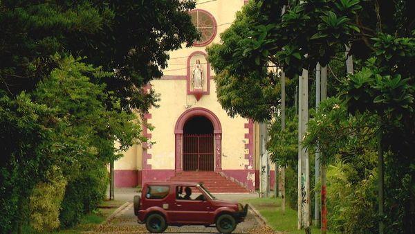 Eglise de Thio, février 2020