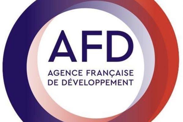 Logo de l'AFD, l'agence française de développement
