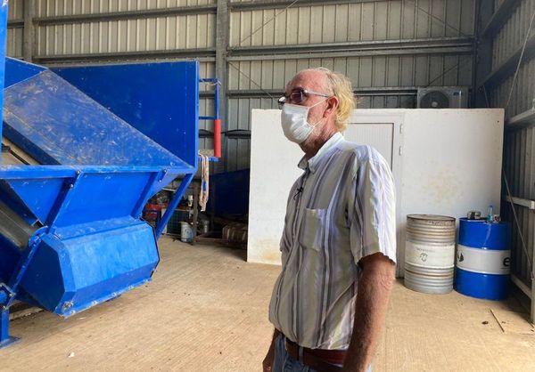 Patrick Lenclos, Responsable Service Environnement CCOG