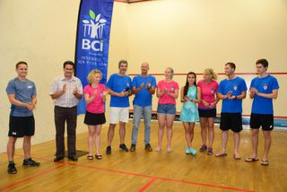 Squash BCI Open International