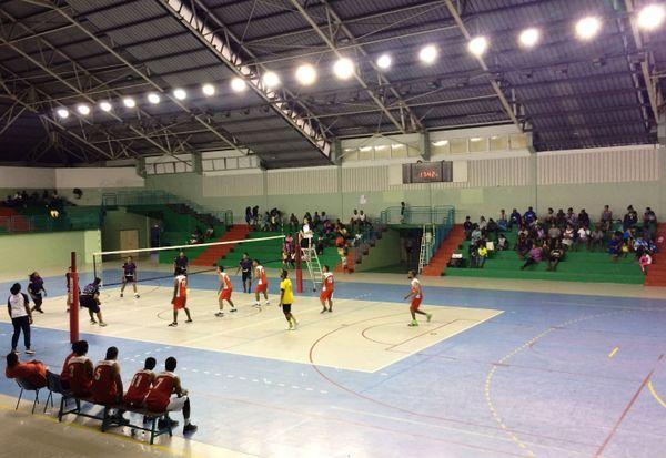 JDS Futsal du 29 octobre, finale Sud Nengone / Rivière Salée