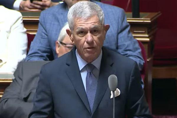 Pierre Frogier demandant un deuxième référendum, Sénat, 6 juin 2019