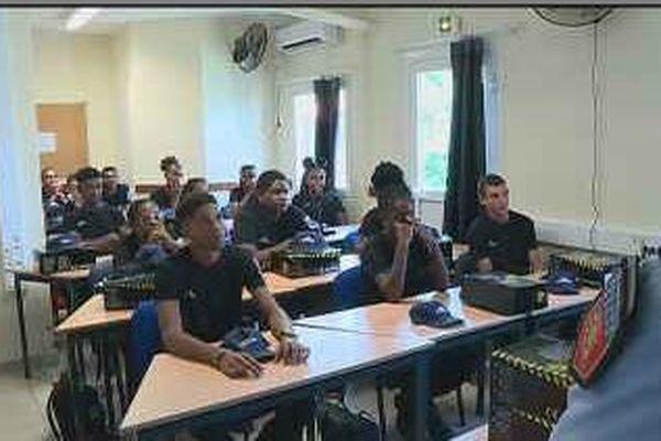 cadets de la gendarmerie