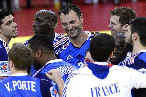 handball après France Biélorussie