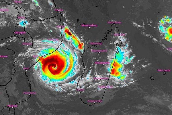 Cyclone Idai mars 2019