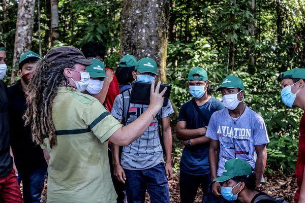 Guyane : bilan d'activité 2020/2021 de l'Office National des Forêts
