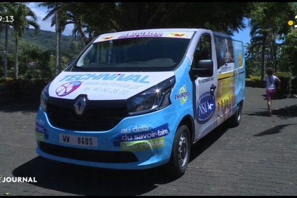 Un mini bus solidaire pour Taiarapu est