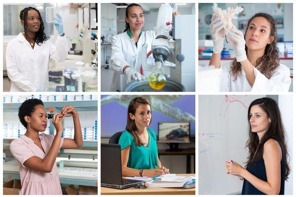 Prix L'Oréal chercheuse