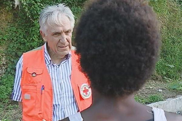 Jean-Jacques Eledjam Pdt national de la Croix Rouge