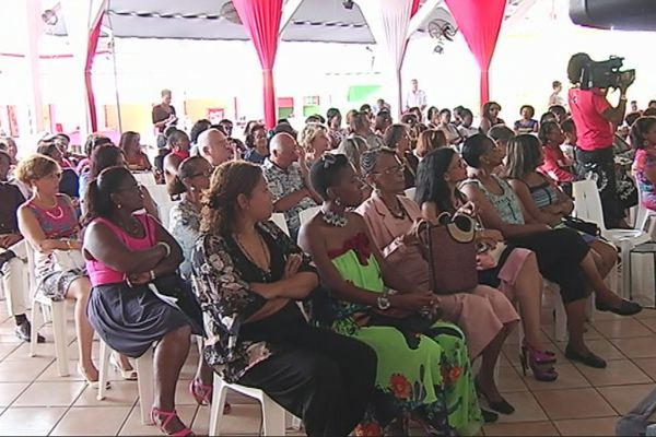 Journée internationale de la femme en Guadeloupe