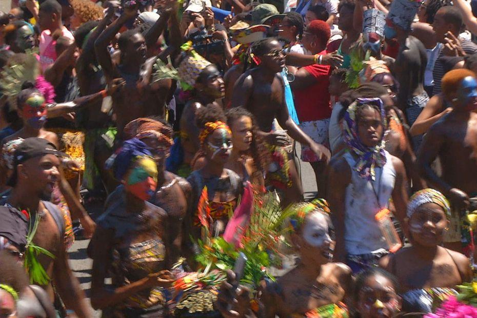 Carnaval : Début de l'apothéose du millésime 2020 - Guadeloupe la 1ère