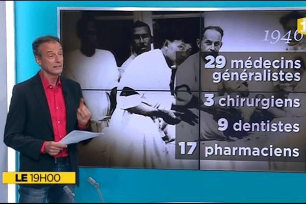Le+ du 19h : Les 70 ans de la départementalisation