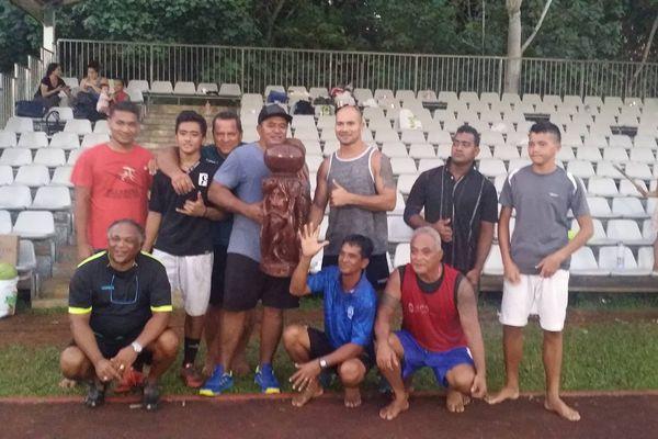 Equipe Katolika de Mua vainqueur du tournoi