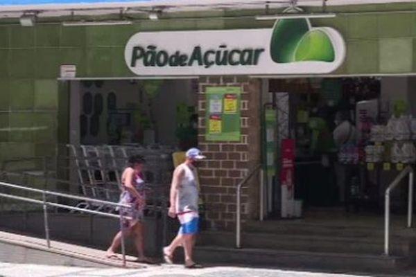 Pao de Açucar au Brésil distribution Casino