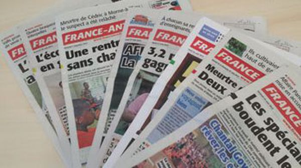 France-Antilles -350