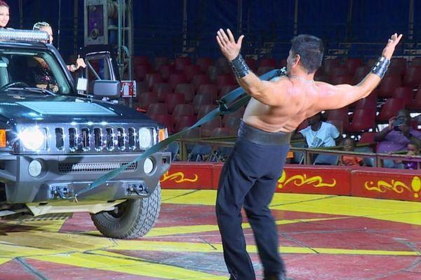 Cirque Suarez