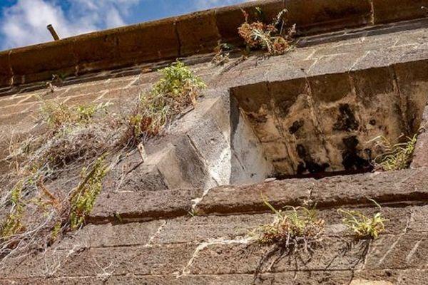 Le fortin de la Redoute Bourbon est un des plus anciens édifices militaires de La Réunion.