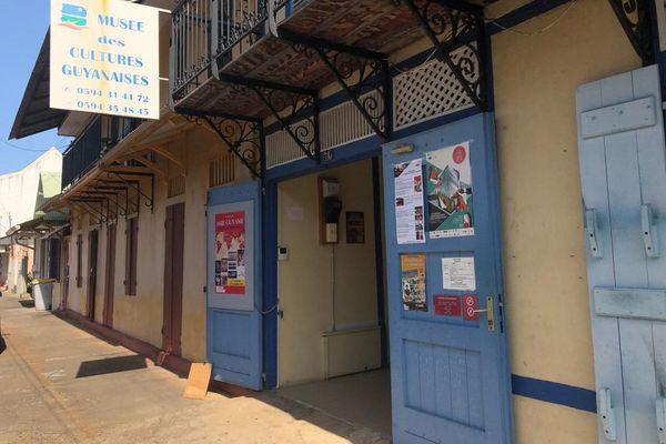Le musée des cultures guyanaises à la rue Mme Payée