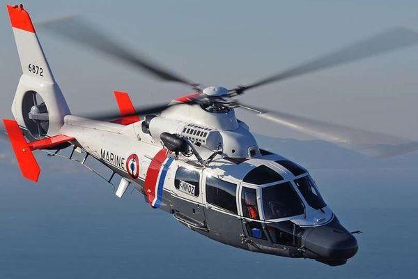 Hélicoptère Dauphin