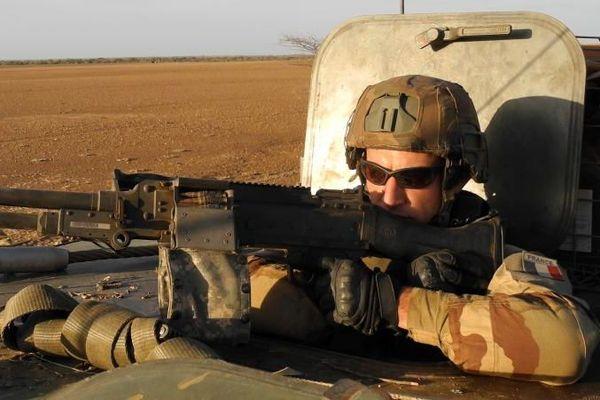 soldats Mali