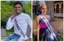 Un couple de Martiniquais à l'élection mondiale de Miss et de Mister Jeunesse en 2022
