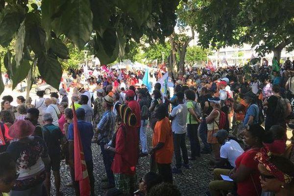 Grève 5 décembre Guadeloupe