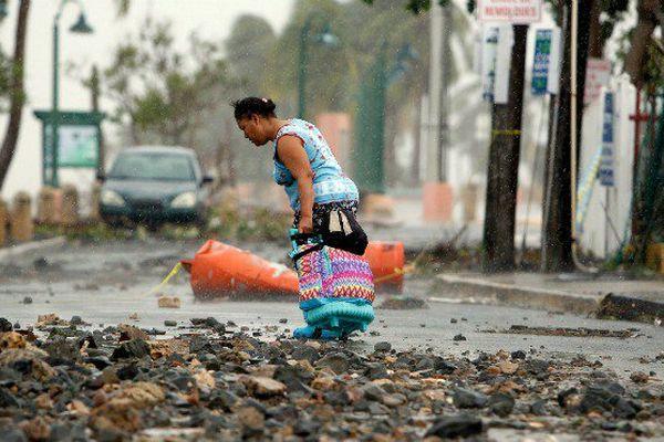 Porto Rico après Irma