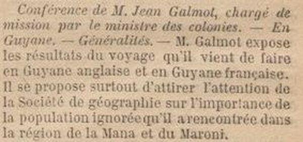extrait JO du 11 juillet 1907