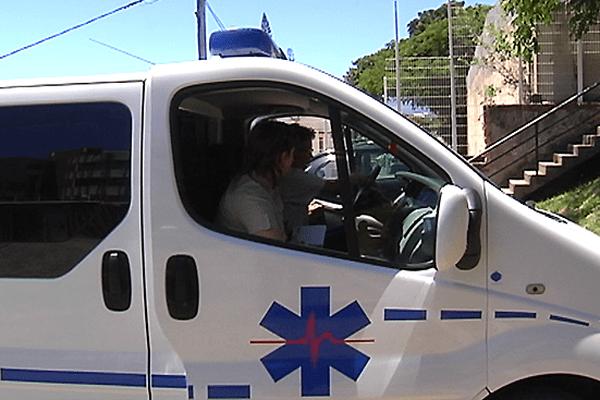 grève ambulanciers