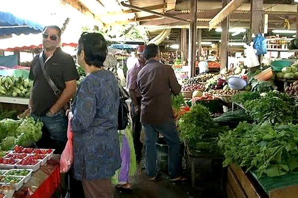 Petit marché de Saint-Denis