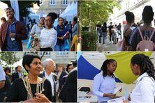 """La seconde édition du """"Campus Outre-mer"""" se tient ce samedi 3 septembre dans les jardins du ministère des Outre-mer."""